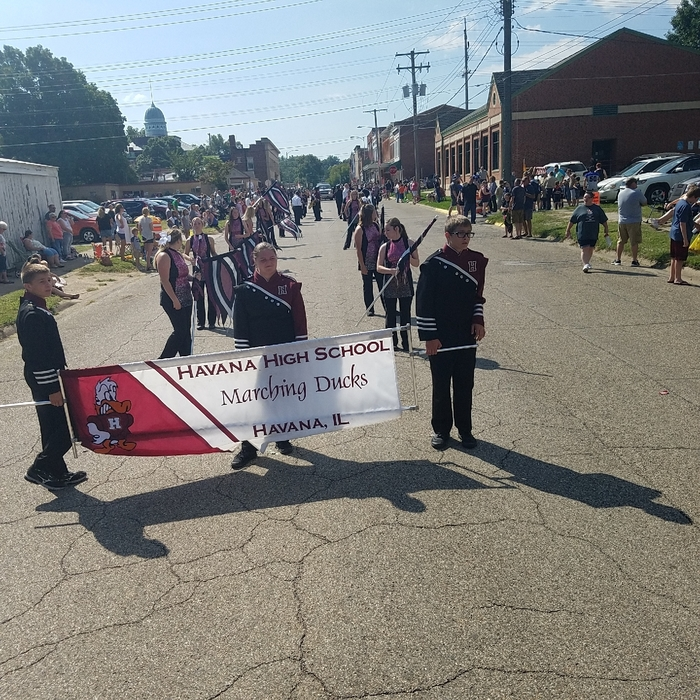 Petersburg parade Saturday