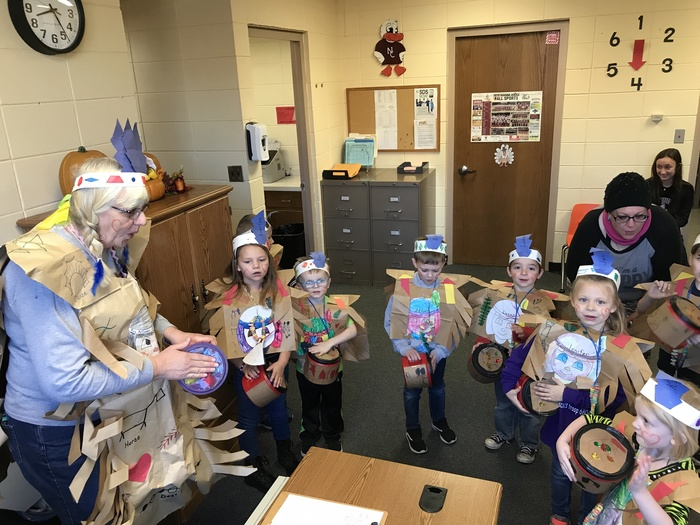 Kindergarten Pow Wow