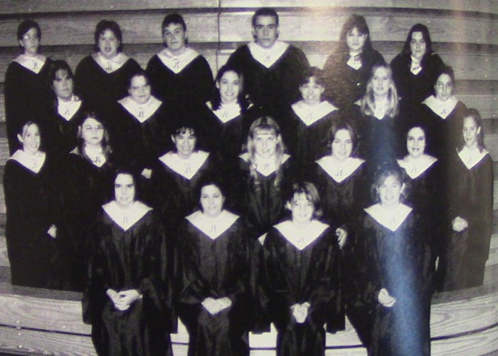 Alumni Choir