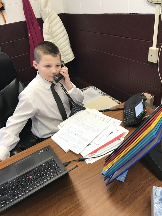 Calling the District Office